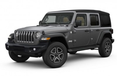 All-New Wrangler 4DR